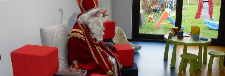 Een vrijdagnamiddag met Sinterklaas!